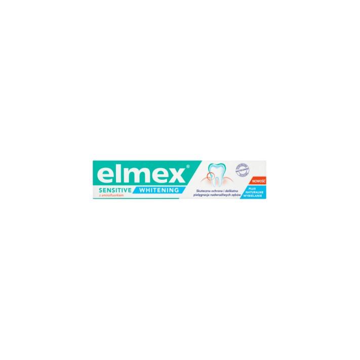 ELMEX Sensitive Whitening Pasta do...