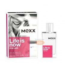 MEXX Life is Now for Her, woda toaletowa 15ml