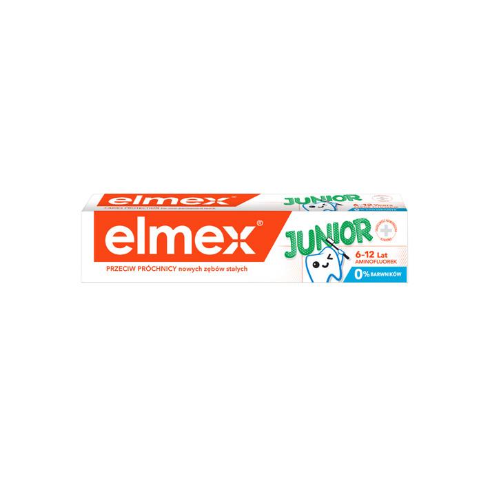 ELMEX Junior Pasta do zębów dla...