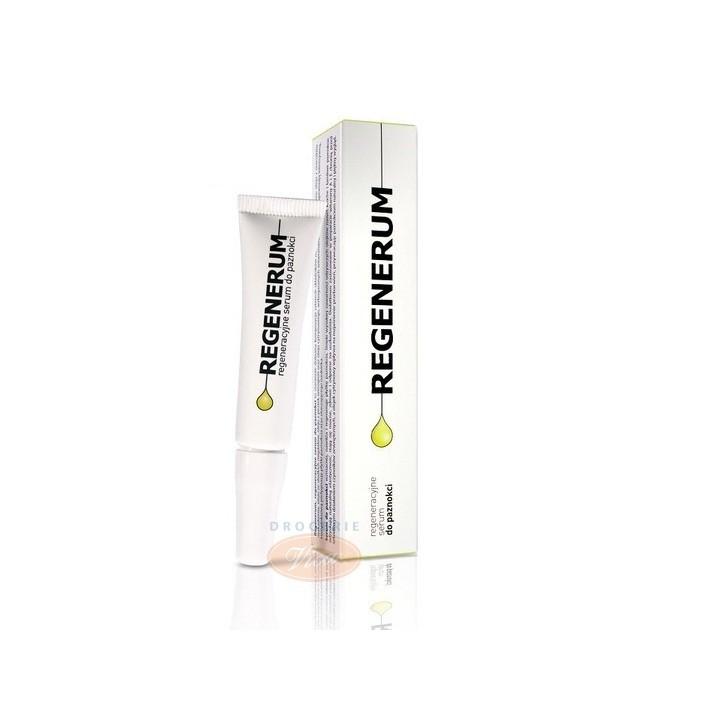 AFLOFARM Regenerum, Regeneracyjne serum do paznokci, 5ml