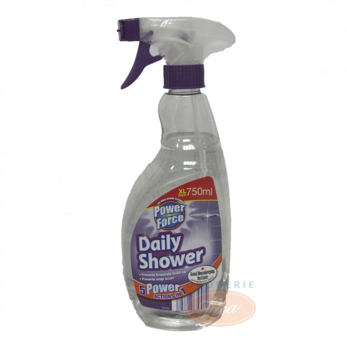 POWER FORCE Płyn do mycia prysznica, 750ml