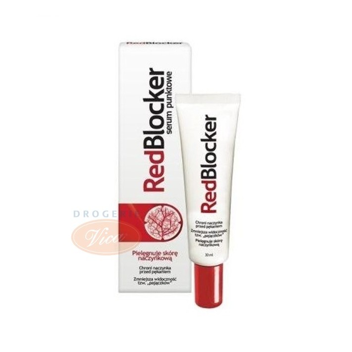 REDBLOCKER Punktowe serum do twarzy, 30ml