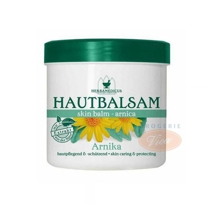 HERBAMEDICUS Balsam do ciała z wyciągiem z arniki, 250 ml