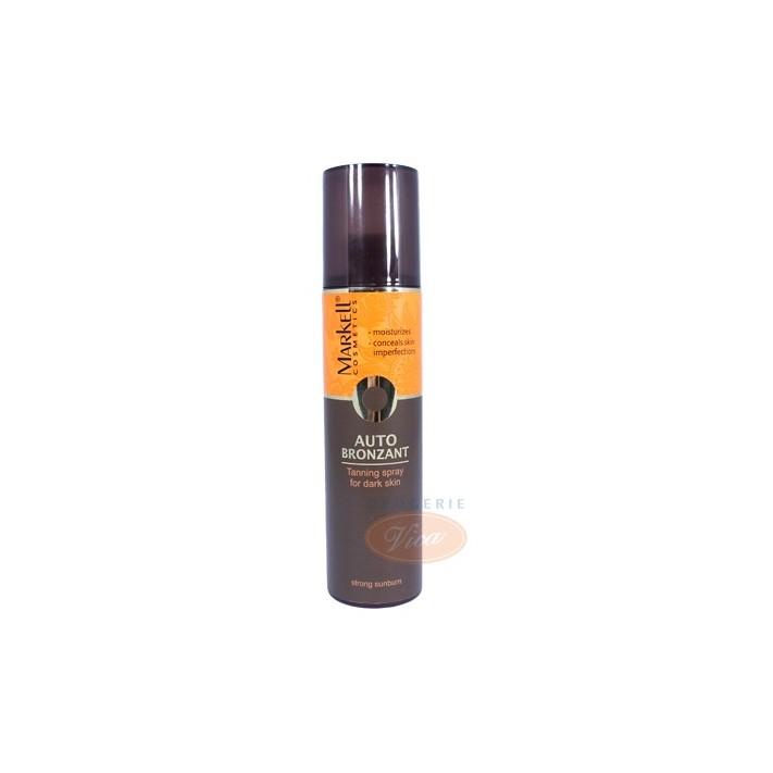 MARKEL Autobronzant, spray-samoopalacz dla ciemnej karnacji i opalonej skóry, 200ml