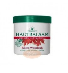 HERBAMEDICUS Balsam do ciała z wyciągiem z liści czerwonych winogron, 250ml