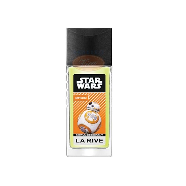 LA RIVE for Man, dezodorant perfumowany Star Wars Droid, 80ml