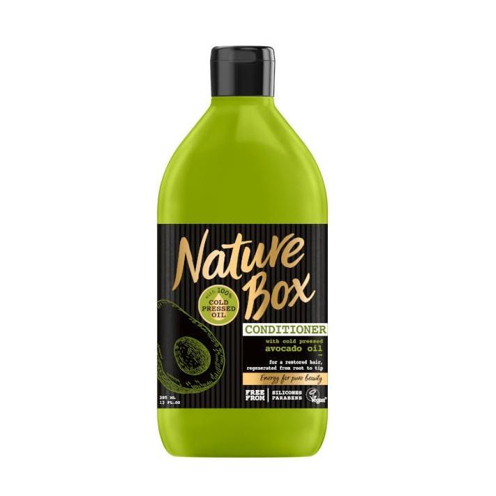 NATURE BOX Odżywka do włosów awokado,...