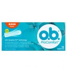 O.B.® ProComfort Tampony...