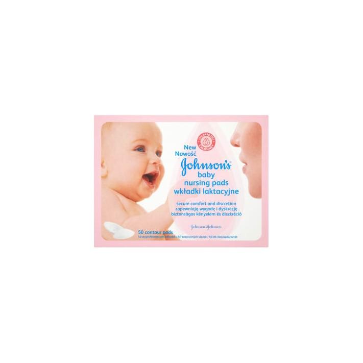 JOHNSONS® BABY Wkładki Laktacyjne dla...