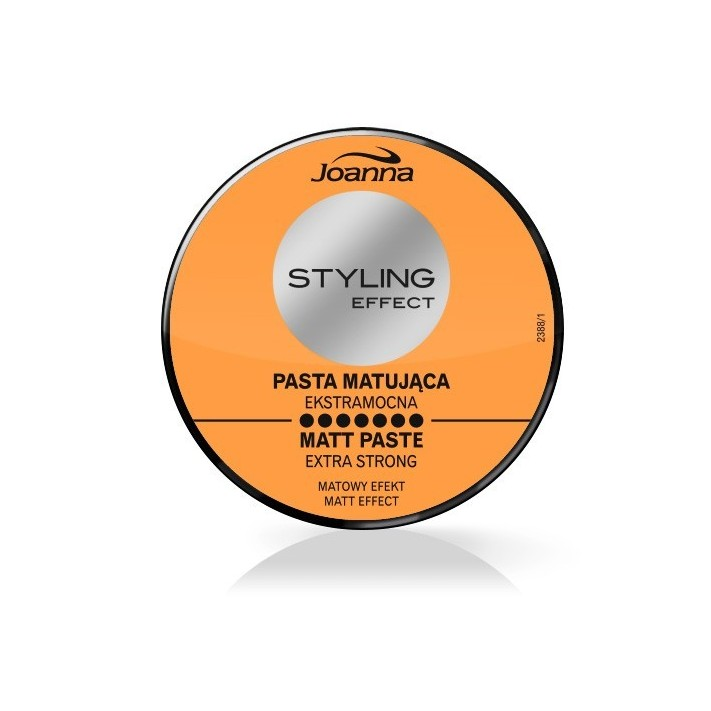 Joanna Styling Effect Pasta matująca...