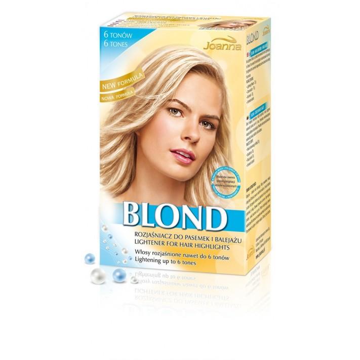 Joanna Blond Rozjaśniacz do pasemek i...