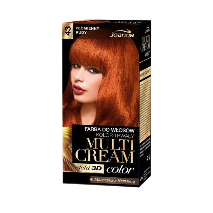 Joanna Multi Cream color Farba do...