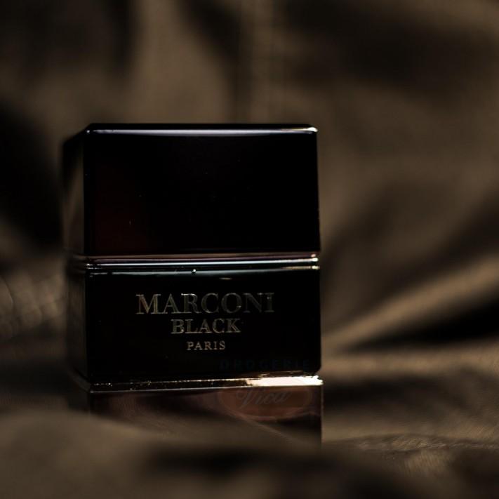 PRIME COLLECTION PARFUMS Marconi Black Men, Woda toaletowa 90 ml