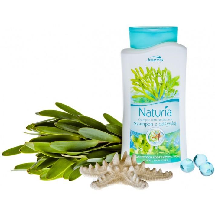 Joanna Naturia Szampon z odżywką algi...