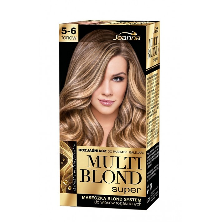 Joanna Multi Blond super Rozjaśniacz...