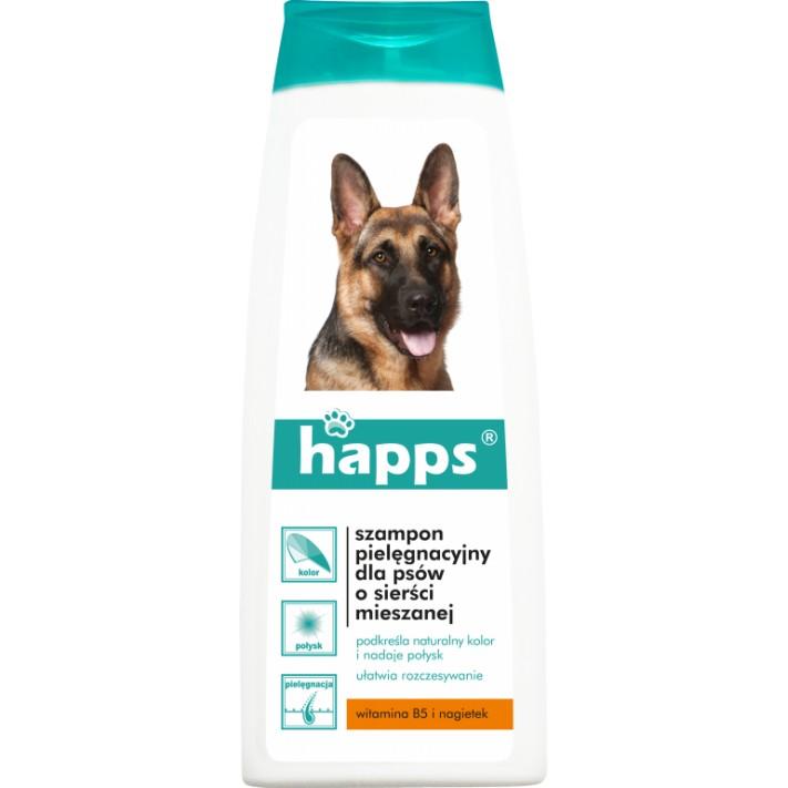 HAPPS szampon pielęgnacyjny dla psów...