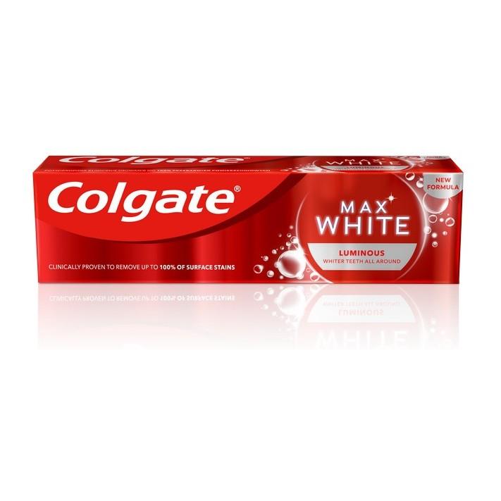 Colgate Max White Luminous Skrząca...