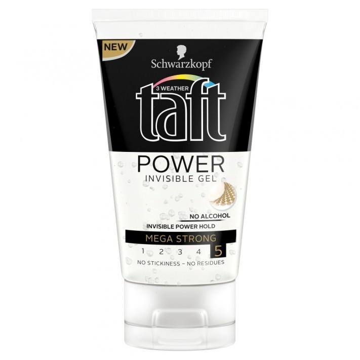 Taft Power Invisible Żel do włosów...