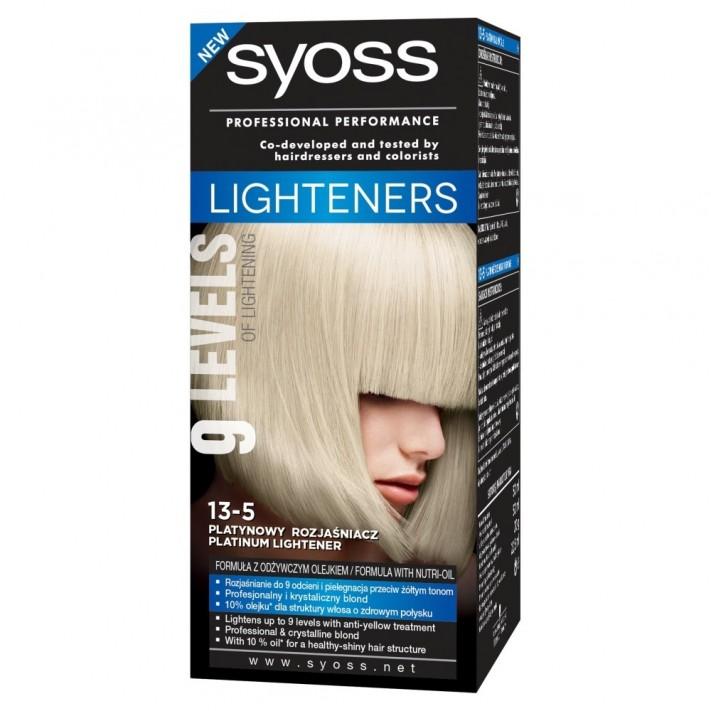 SYOSS Color Lighteners rozjaśniacz do...