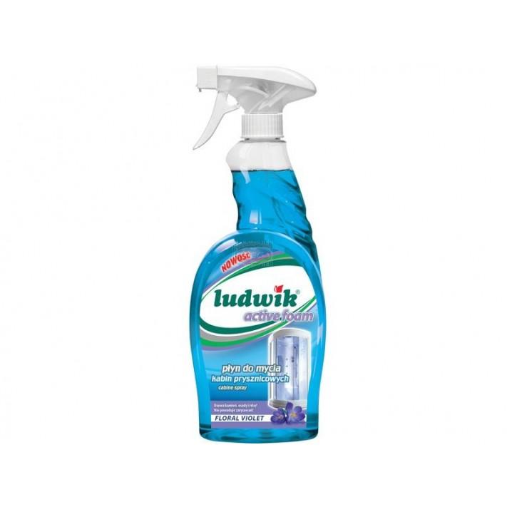 Ludwik płyn do mycia kabin...