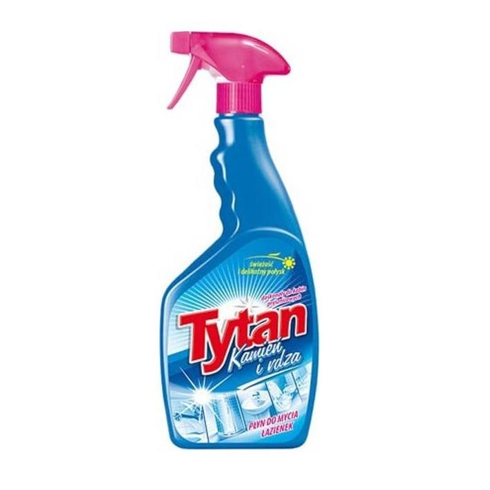 Tytan Płyn do mycia łazienek kamień i...