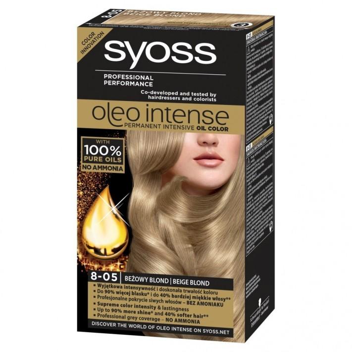 SYOSS Oleo Intense Farba do włosów...