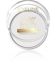 Eveline puder All Day Ideal...