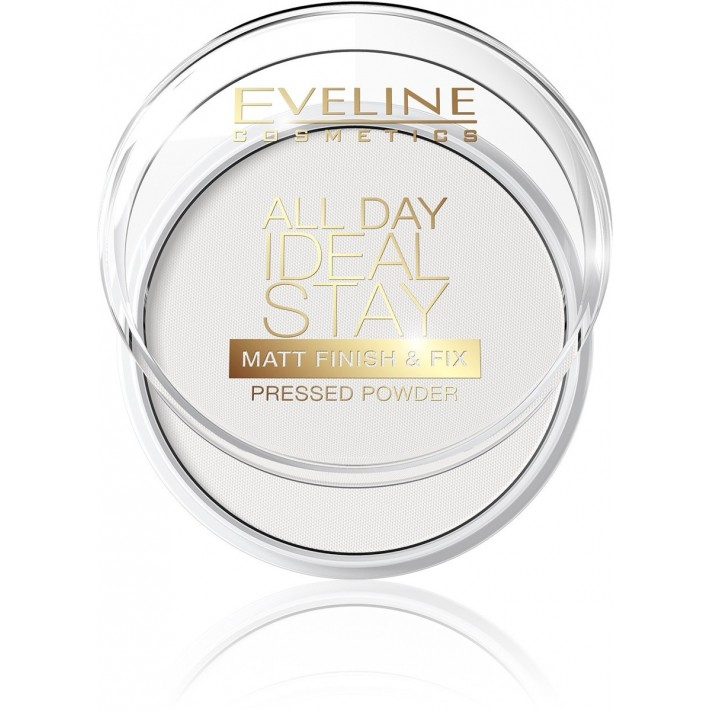 Eveline puder All Day Ideal Stay...