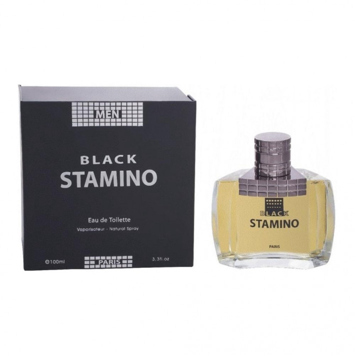PRIME COLLECTION PARFUMS Stamino Black, Woda toaletowa 100ml