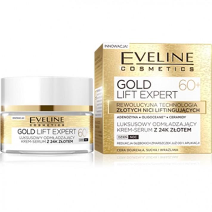 Eveline Gold Lift Expert krem-serum...
