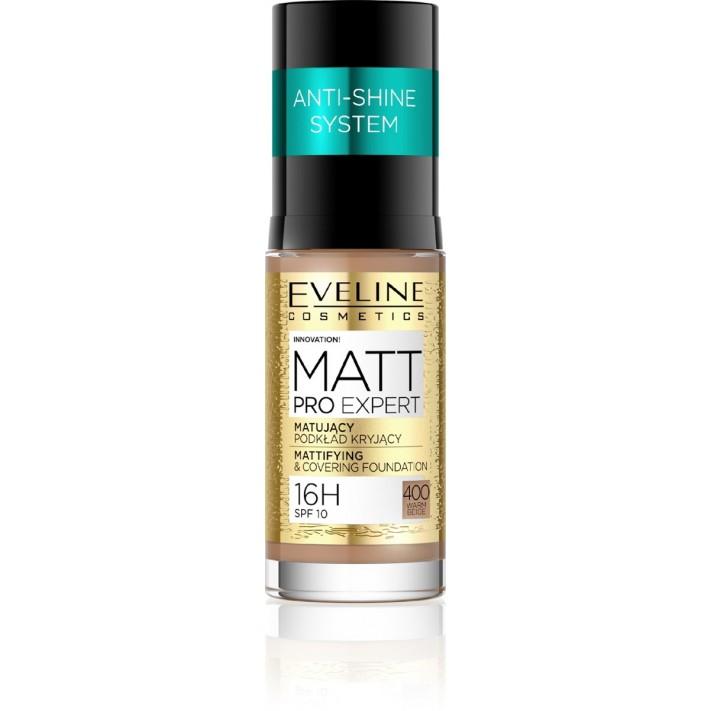 Eveline Pro Expert Matt podkład do...