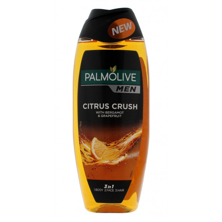Palmolive Men Citrus Crush 3w1 Żel...