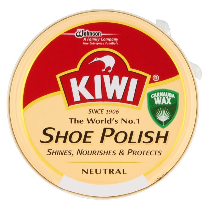 Kiwi Pasta do butów bezbarwna 50 ml