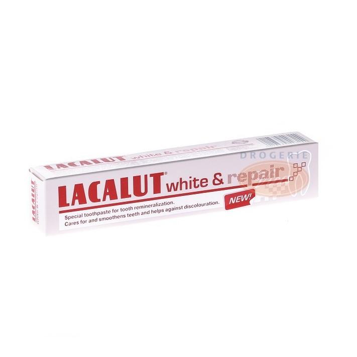 LACALUT White & Repair, Wybielająca pasta do zębów, 75ml