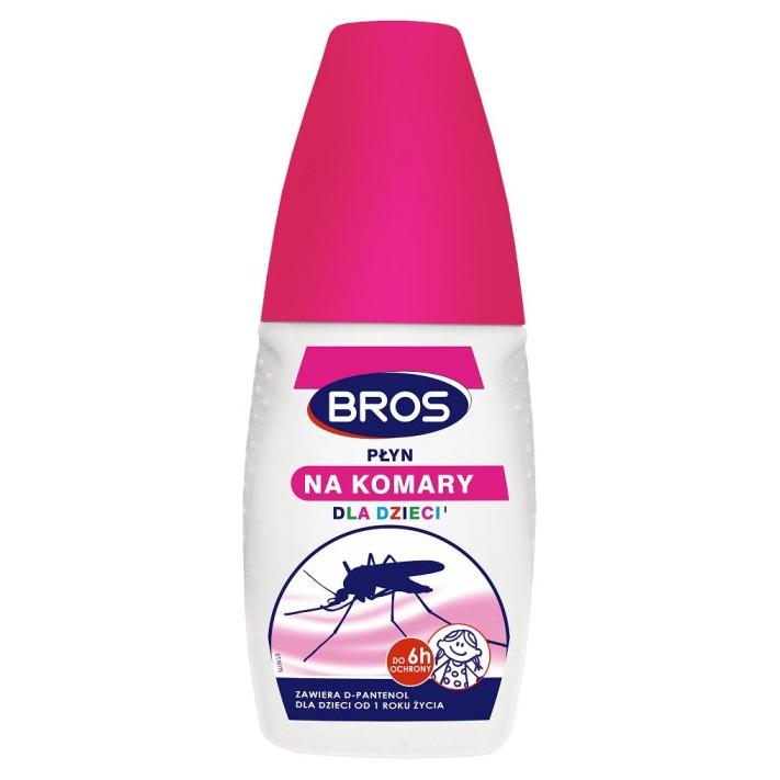 Bros Płyn na komary dla dzieci 50 ml