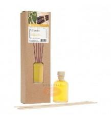 FLOR DE MAYO Olejek aromatyczny z patyczkami, Wanilia, 60 ml
