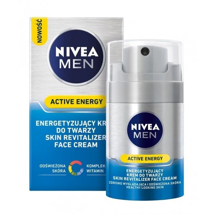 NIVEA MEN Energetyzujący krem do...