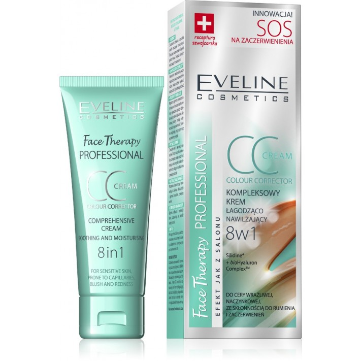 Eveline Face Therapy SOS krem CC 8w1...
