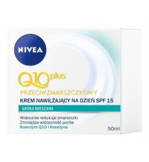 NIVEA Q10 plus Krem na...