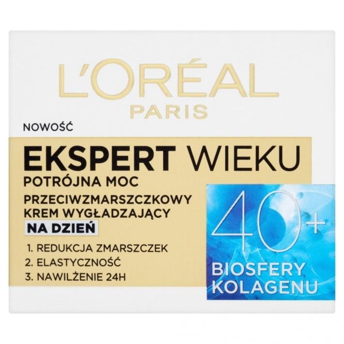 L'Oreal Paris Ekspert Wieku 40+...
