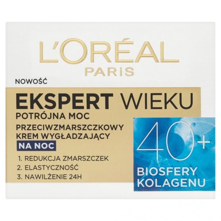 L'Oréal Paris Ekspert Wieku 40+...