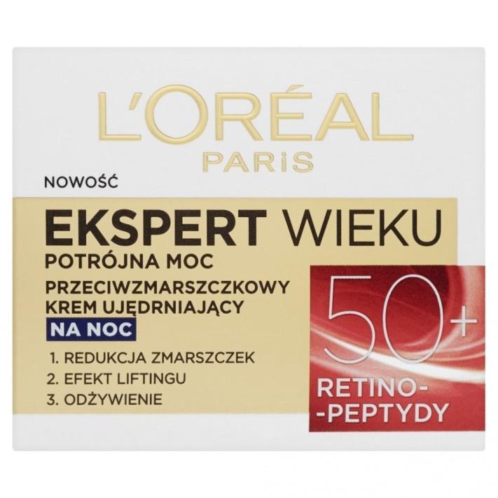 L'Oréal Paris Ekspert Wieku 50+...