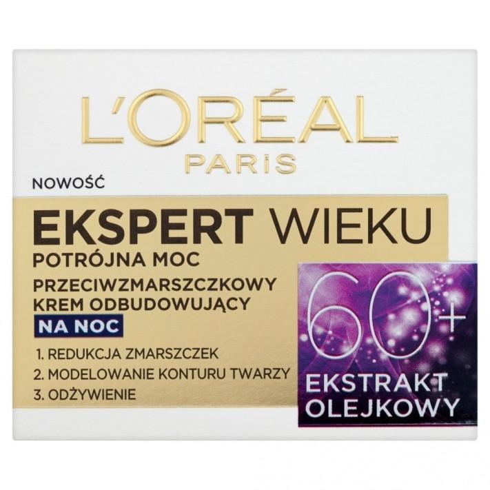 L'Oreal Paris Ekspert Wieku 60+...