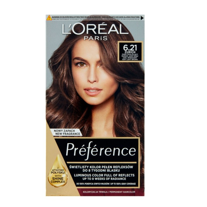 L'Oreal Paris Recital Preference...