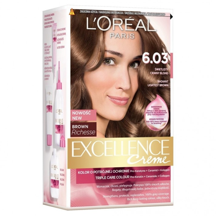 L'Oréal Paris Excellence Creme Farba...