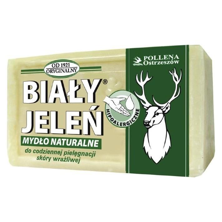 Biały Jeleń hipoalergiczne mydło...