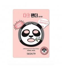 SKIN79 Animal Mask For Dark Panda - wybielająca maska do twarzy w płacie