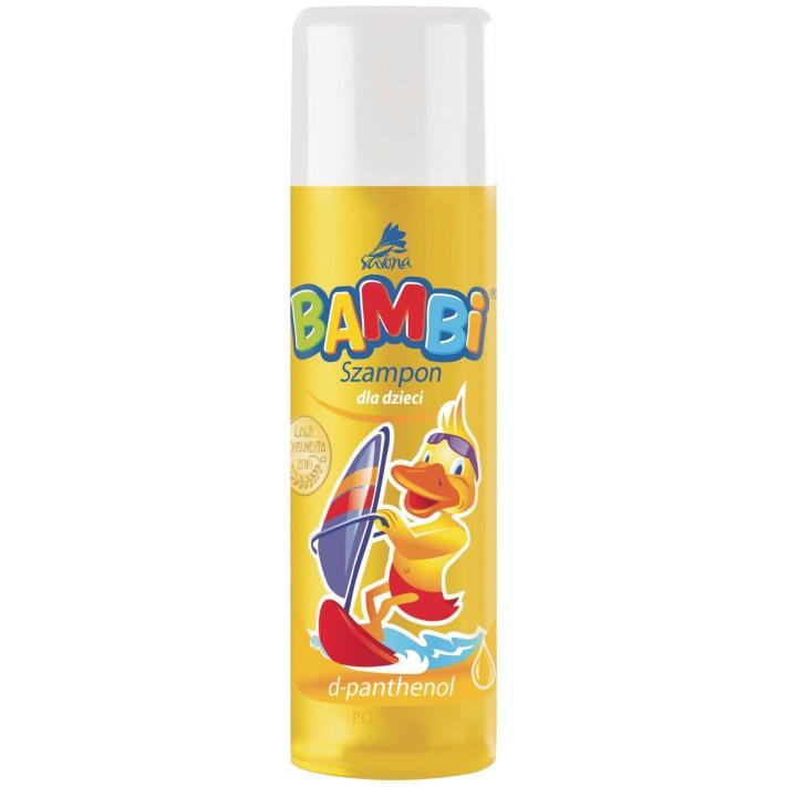 Bambi szampon do włosów dla dzieci z...