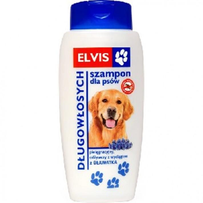 ELVIS Szampon dla psów długowłosych...