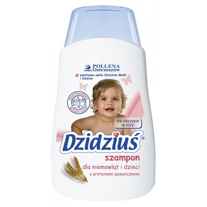 Dzidziuś hipoalergiczny szampon 300ml